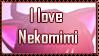 I love Nekomimi by CMSensei