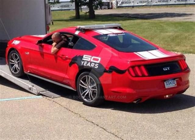 Ford Mustang Forum >> 2015 Ford Mustang By Boci008 On Deviantart