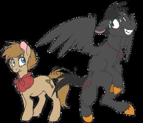 The Secret of NIMH.. Ponies