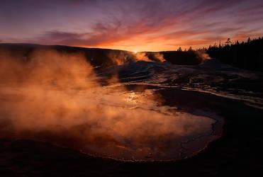 The Cauldron of Life by Ian-Plant