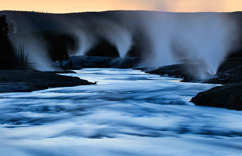 The Firehole by Ian-Plant