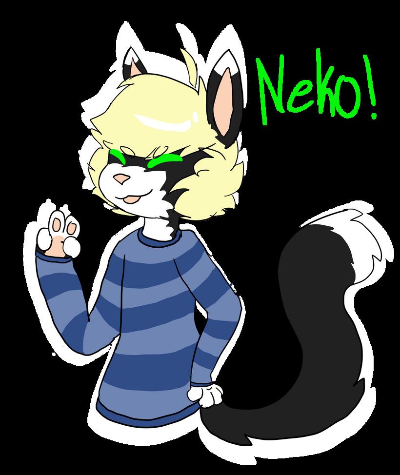 Neko! by OrangeJuicee