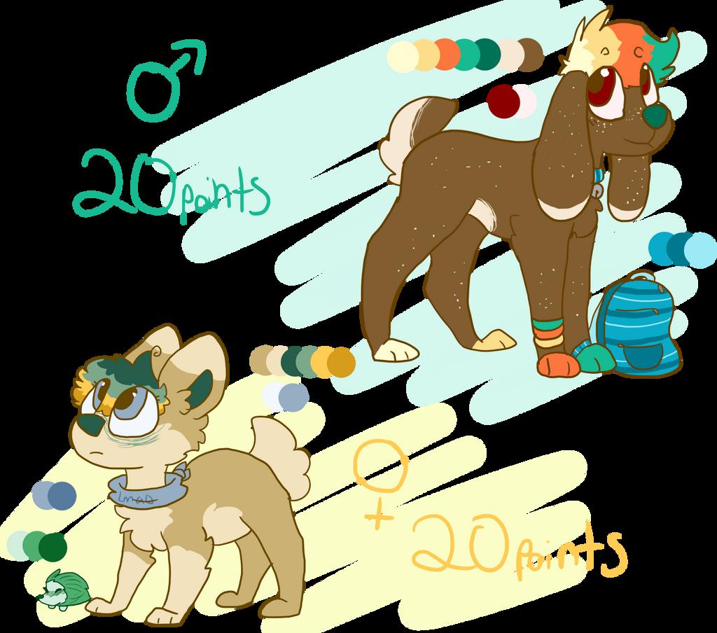 Adopts !! by OrangeJuicee