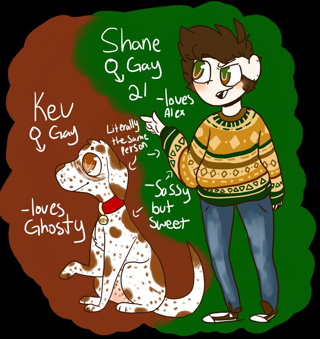 Shane by OrangeJuicee