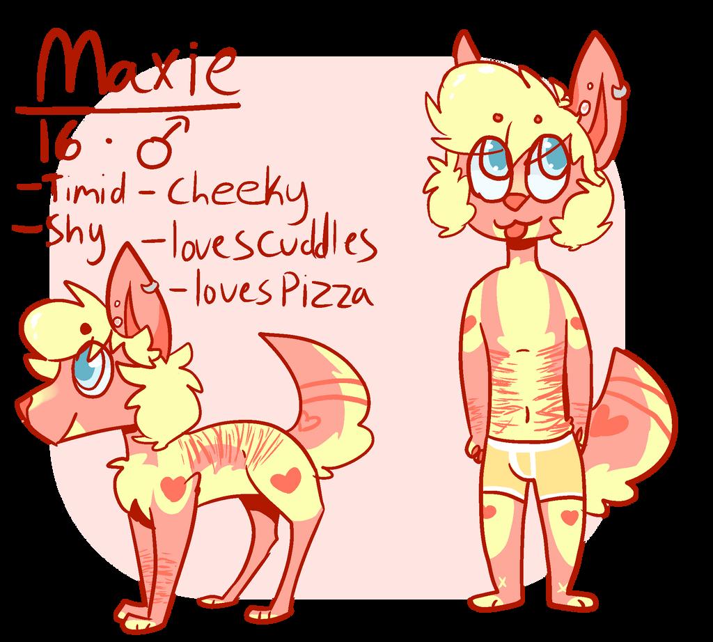 Maxie by OrangeJuicee