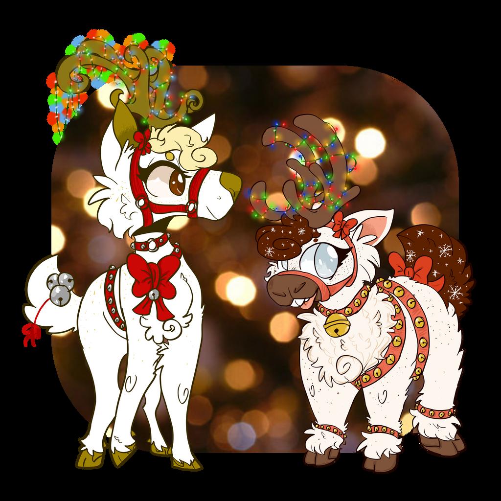 Reindeer Games by OrangeJuicee