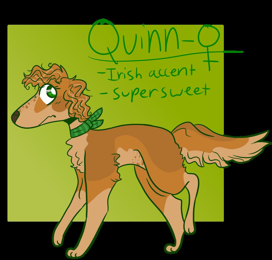 Quinn ADOPT by OrangeJuicee