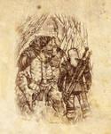 Geralt rencontre Nivellen