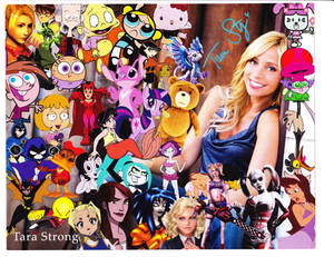 Tara Strong...maybe next year