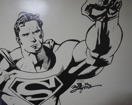 SUPERMAN ROOM TRIP