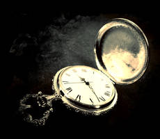 Time's running out by AJEsimply