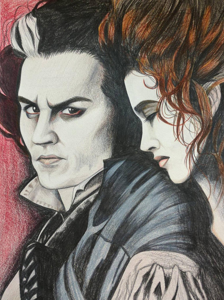 Sweeney Todd by M3ow-M1x