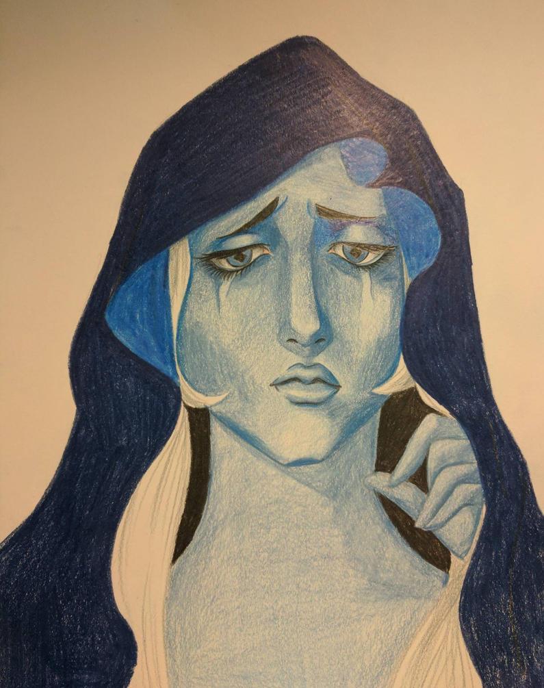Blue Diamond by M3ow-M1x
