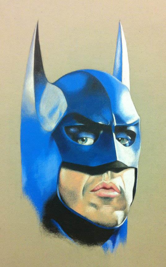 Batman by Cerpin23