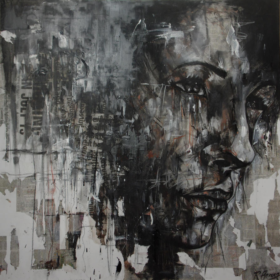 fading away by KimranFarooq