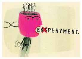 EXPERIMENT by krecha