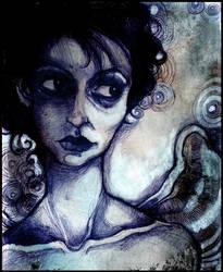 BLUE ANNA by krecha
