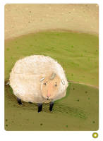 SAD SHEEP by krecha