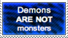 [Stamp] [Satanism] And they aren't evil, either.