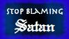[Stamp] [Satanism] Take responsibility... by Vovina-de-Micaloz