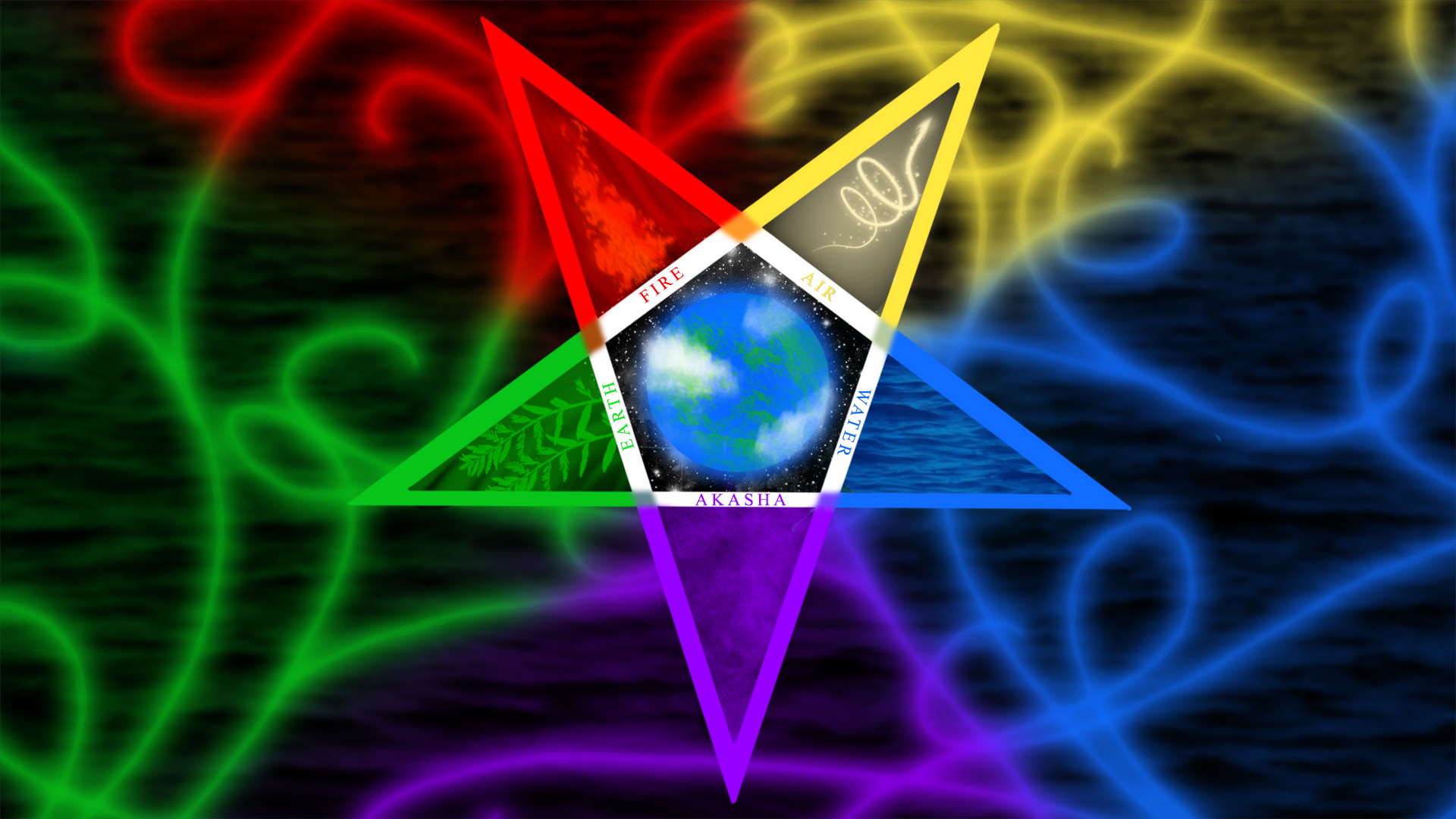 Five Elements Art : The elements by vovina de micaloz on deviantart