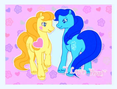 princess golden dream and prince blue dream