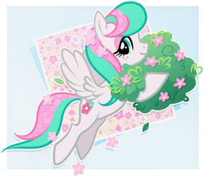 Blossomforth by Conphettey