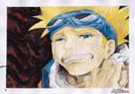 Crying Naruto