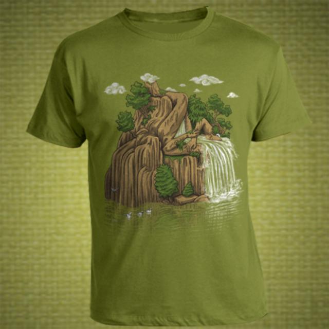 d8de1ea89a4b Mother Nature, tee-shirt by C0y0te7 on DeviantArt
