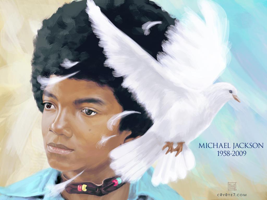 Michael Jackson Tribute by C0y0te7