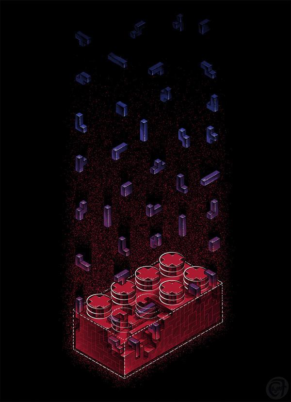 Brick-Ception by C0y0te7