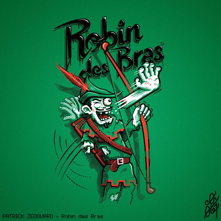 Robin des Bras by C0y0te7