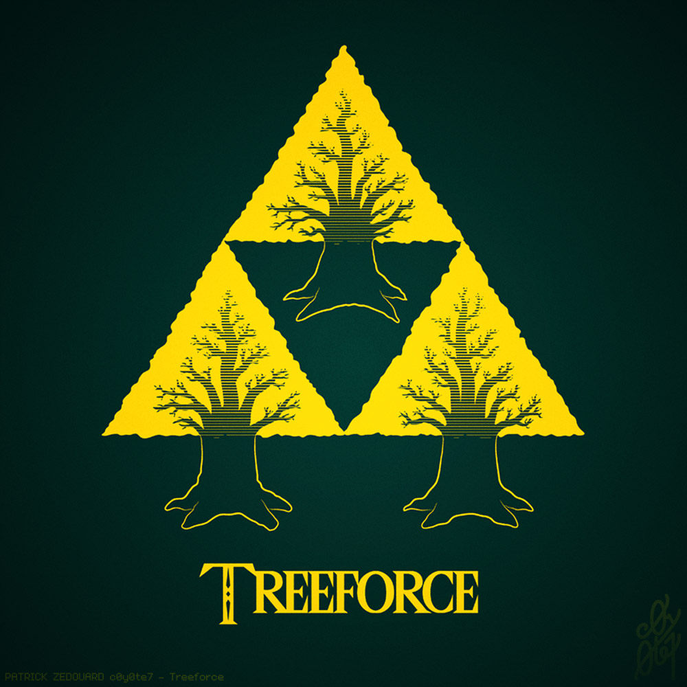 Treeforce by C0y0te7