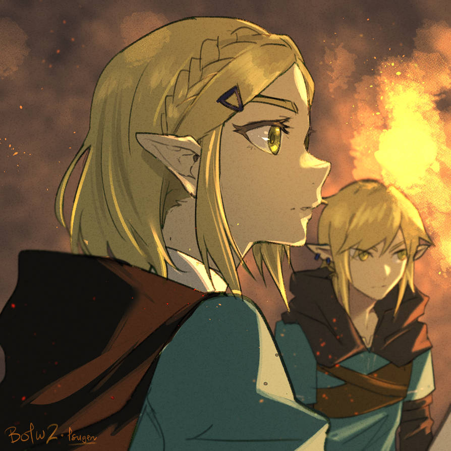 Something Something Zelda Fanart Thread Resetera