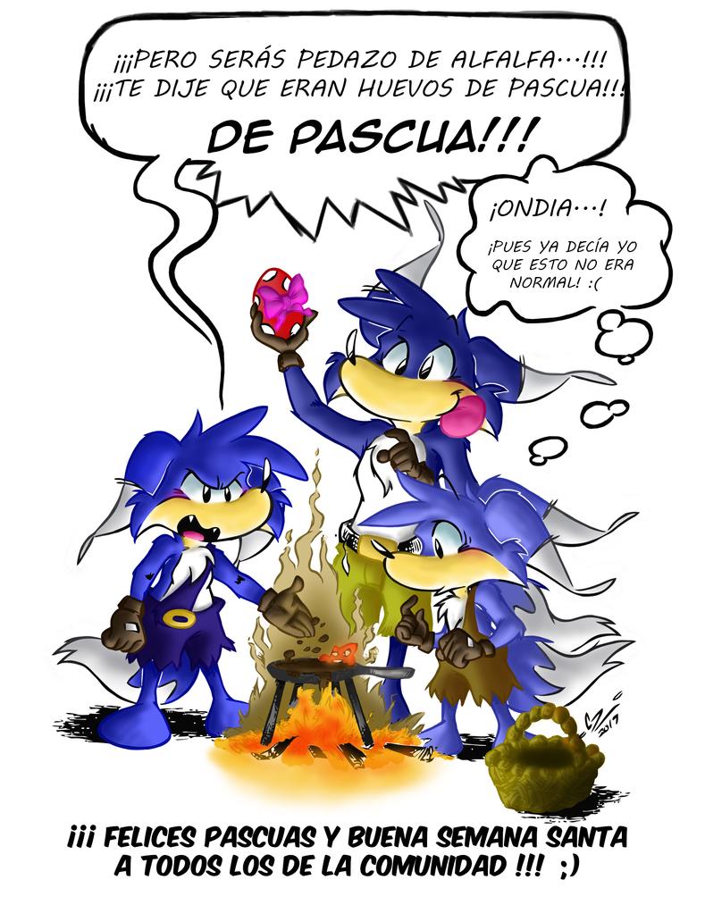 Foneys en Pascua by quico2costa