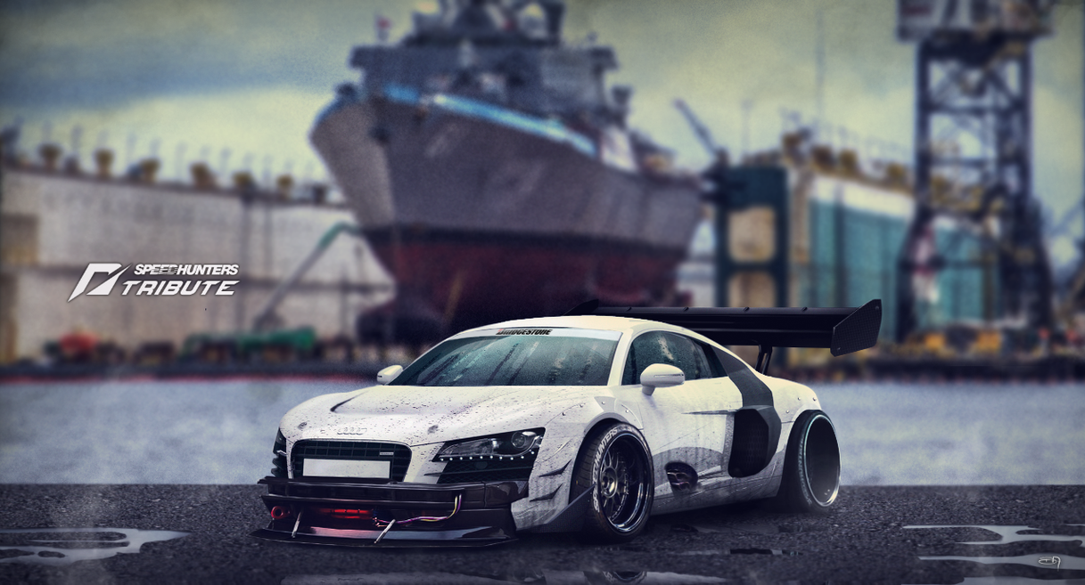 Audi R8 Need For Speed Tribute By Maxou58 On Deviantart