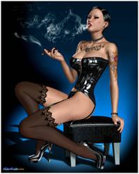 Fine Cigar by mikemusike