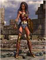 WonderWoman 2 by mikemusike