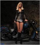 Bike Girl 1