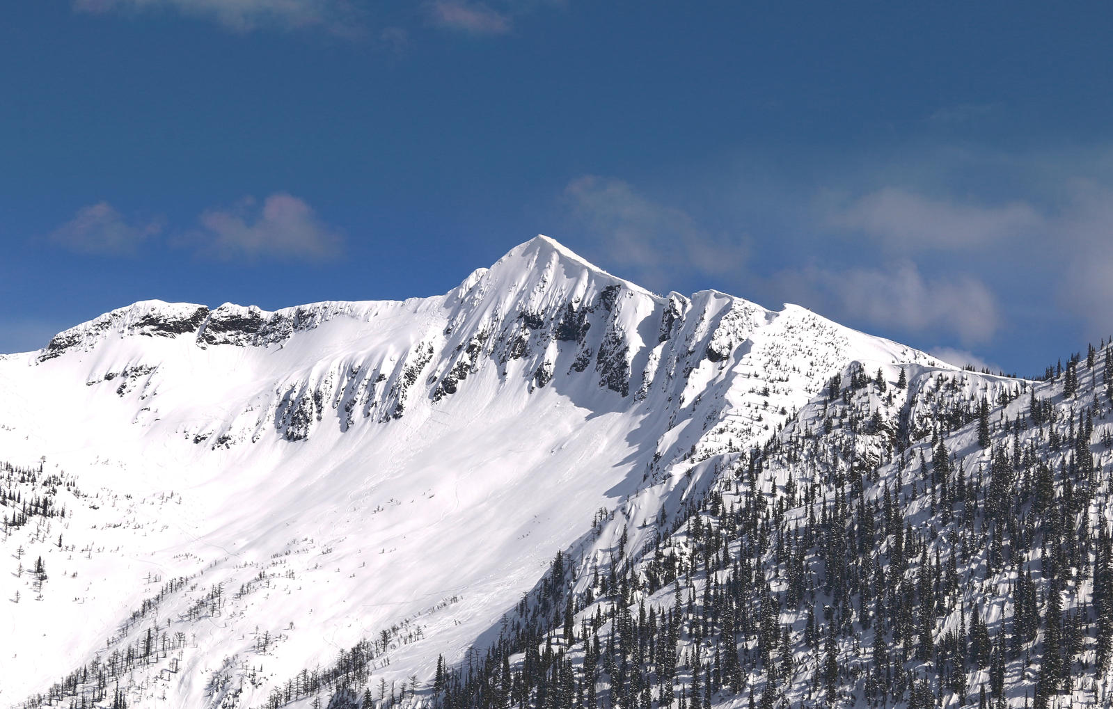Ymir Peak at Whitewater Ski Area