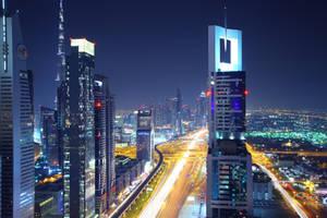 Dubai's Artery