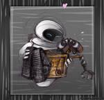 wall-e : robot love