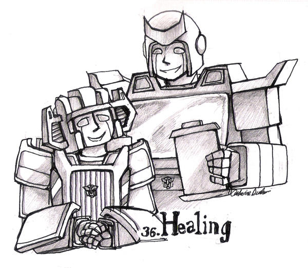 100PT: 36. Healing by CatusSnake