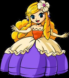 Princess Styla by EstBarquero