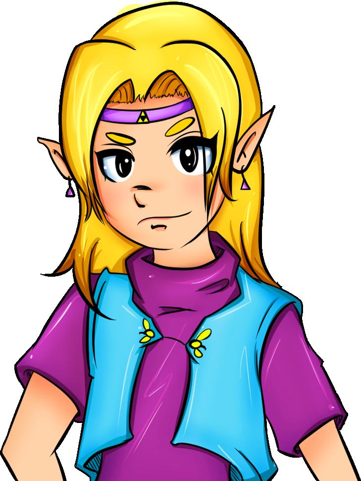 Zelda: The Wand of Gamelon | Zelda by EstBarquero