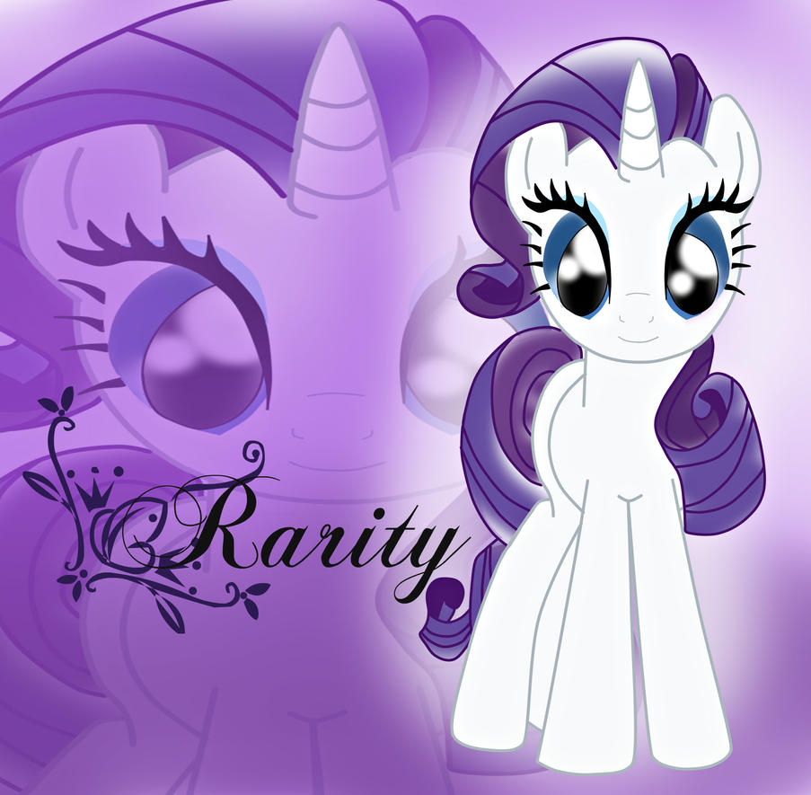 rarity_poster_and_background_by_sakurafl