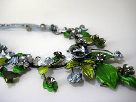 Fairy Tale Necklace by AknieGirl