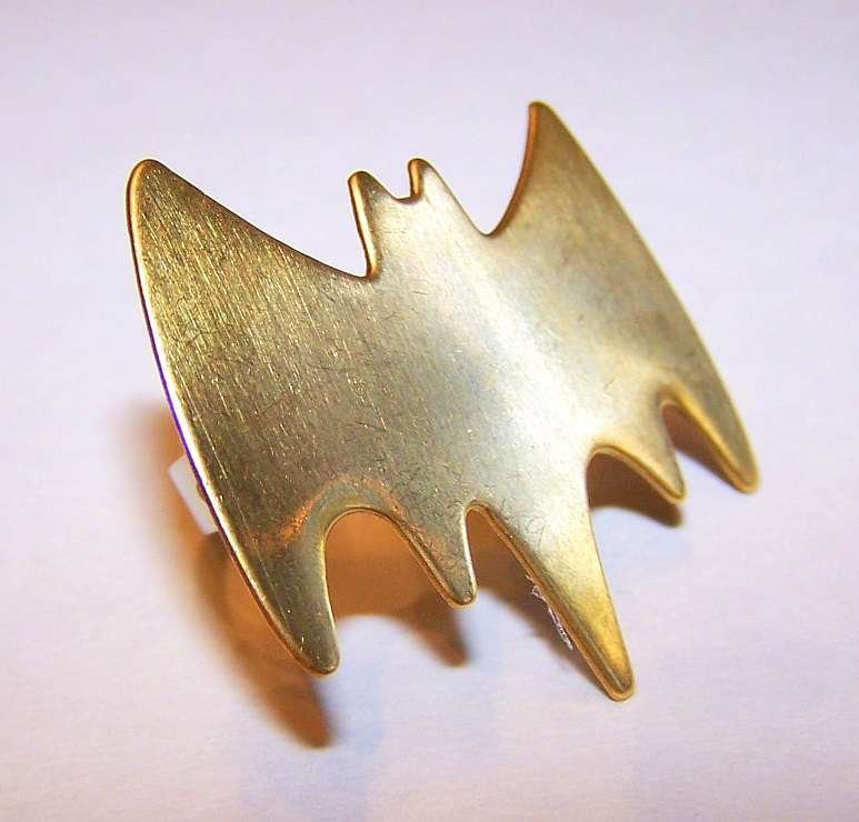 Batman Inspired Ring by AknieGirl