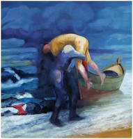 immigrants by Ali Ridah Said for sell10,000$