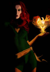 A Light in the Shadows-Phoenix by exorcisingemily